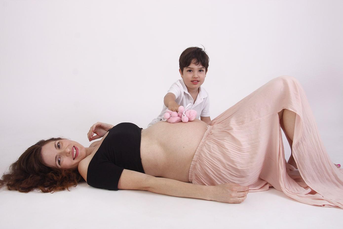 צילומי היריון משפחת קויפמן סטודיו גיל לוין (1)