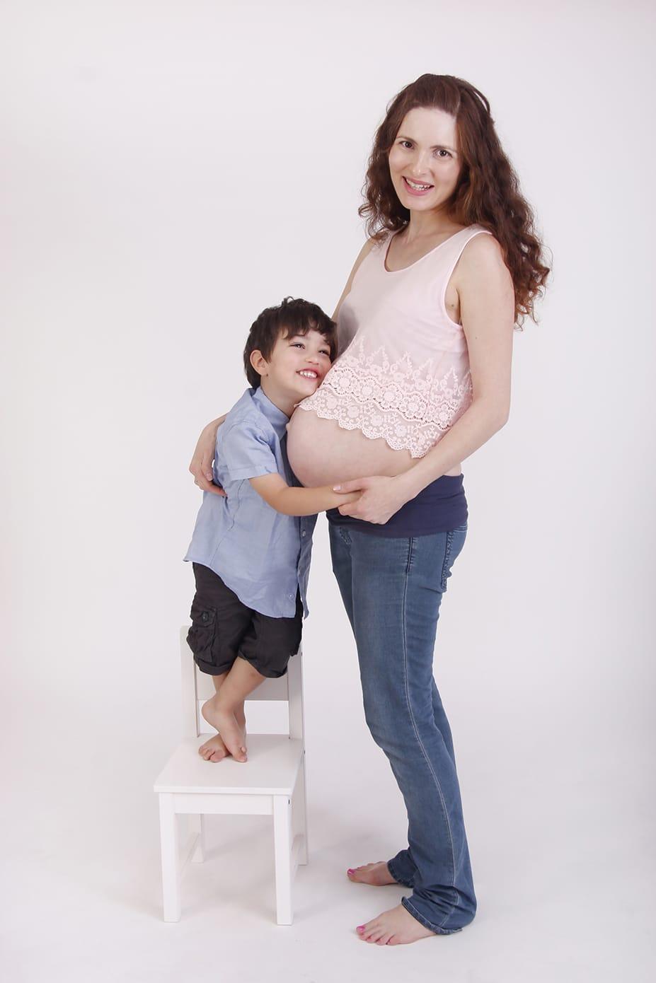 צילומי היריון משפחת קויפמן סטודיו גיל לוין (4)