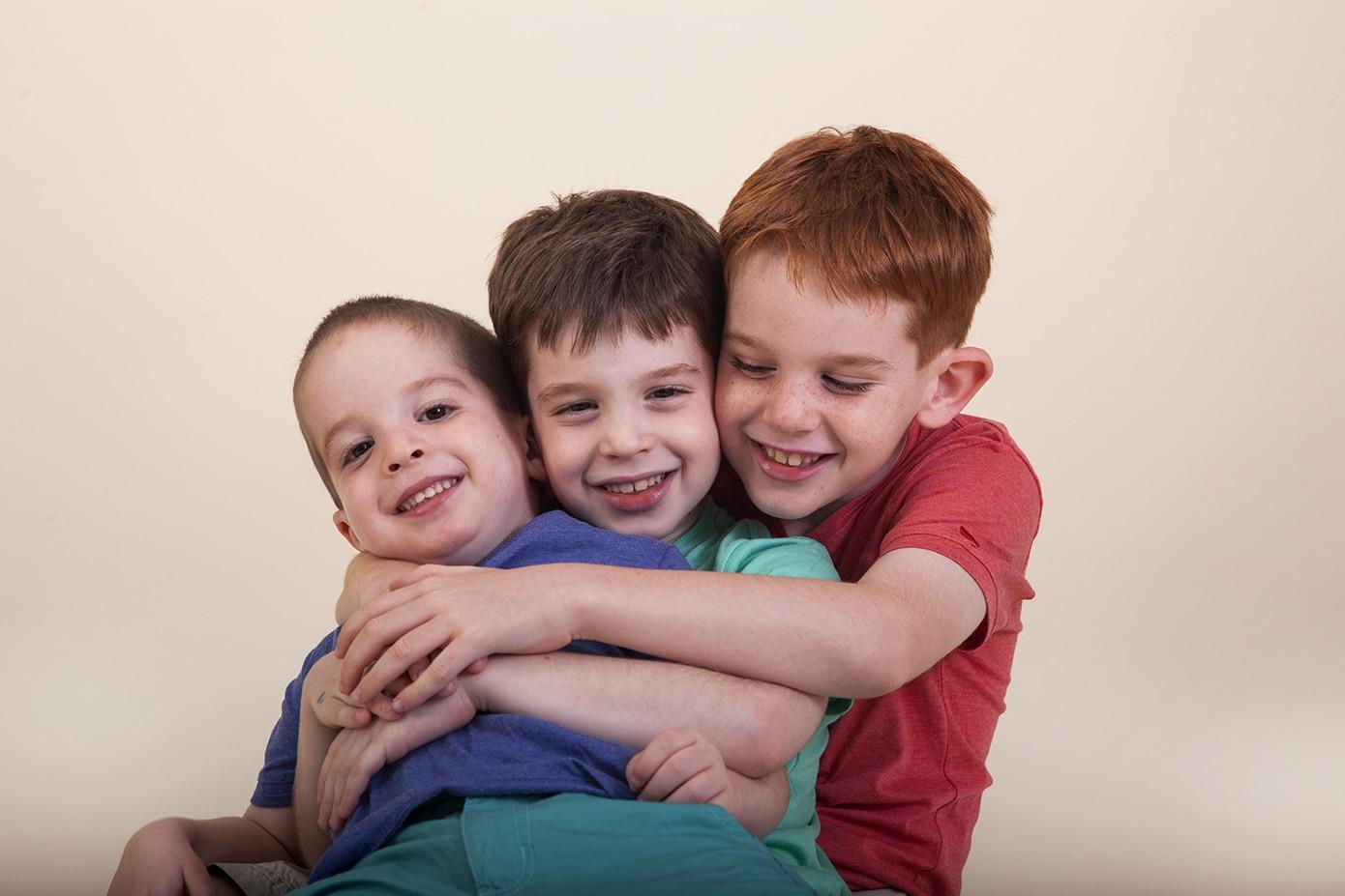 צילומי משפחה בסטודיו גיל לוין משפחת כהן ציון (3)