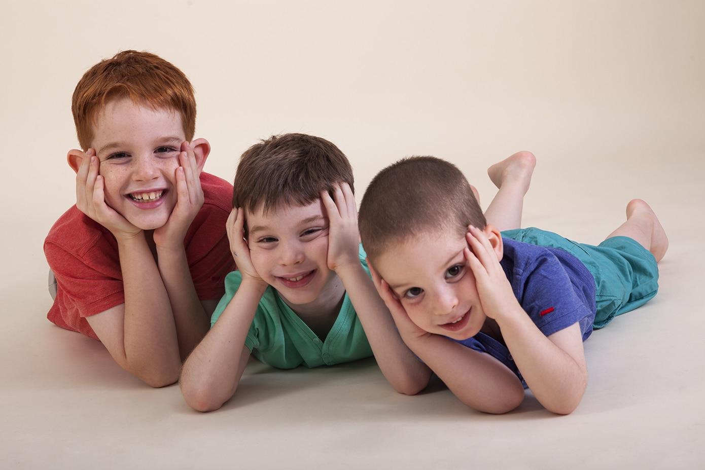 צילומי משפחה בסטודיו גיל לוין משפחת כהן ציון (4)