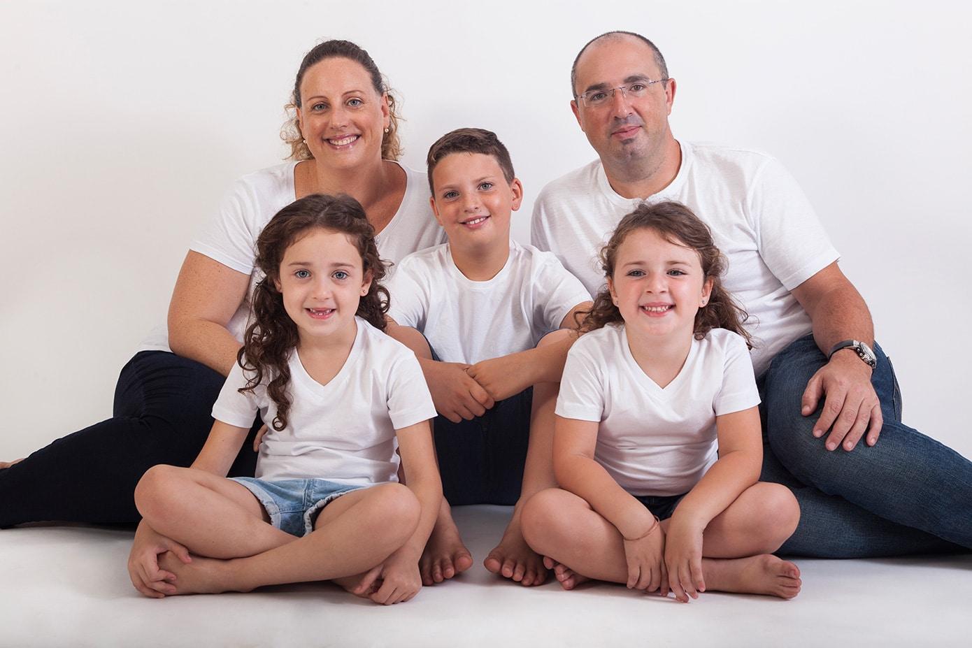צילומי משפחת מלול- סטודיו גיל לוין (1)