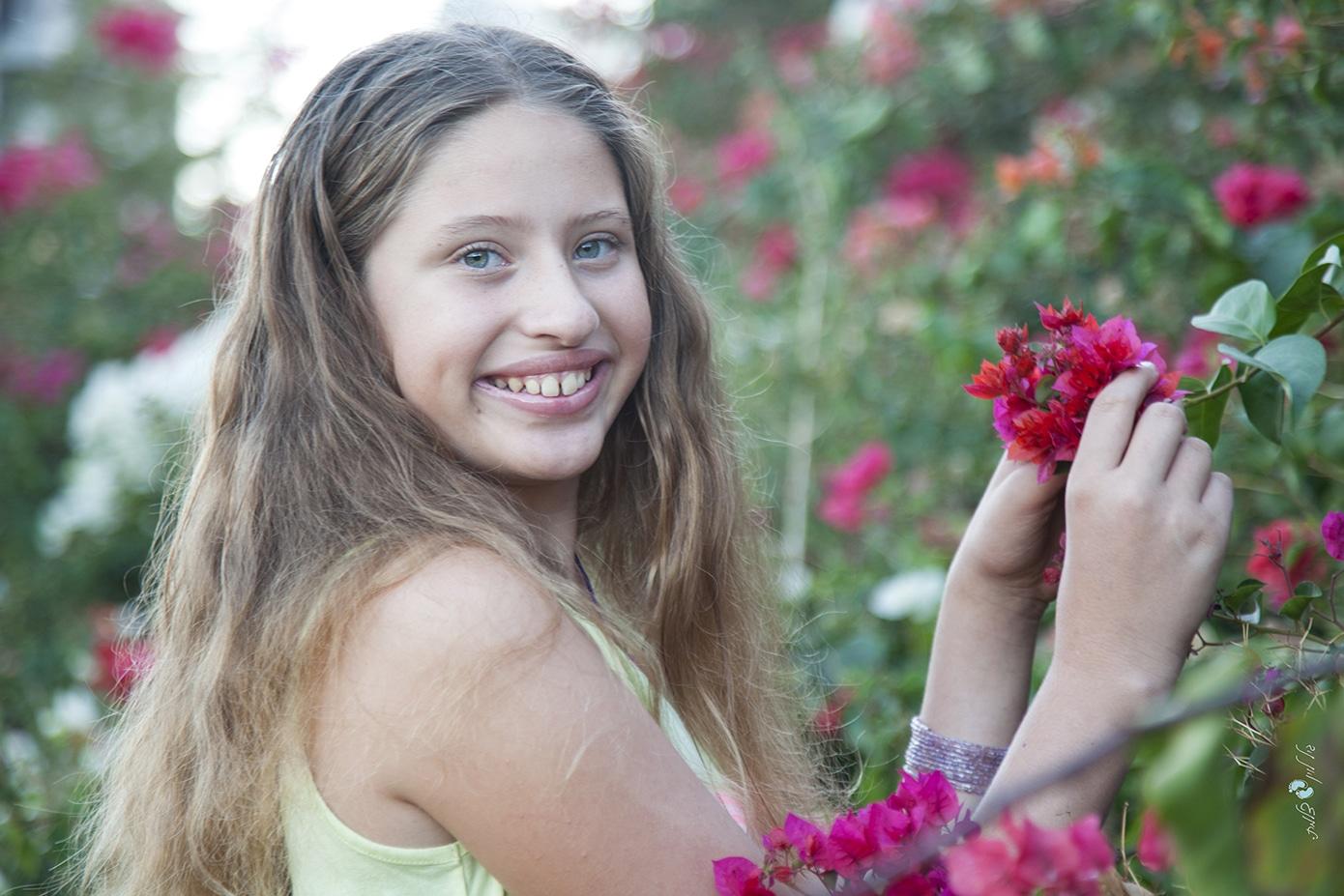 בוק בת מצווה לנועה - סטודיו גיל לוין (11)