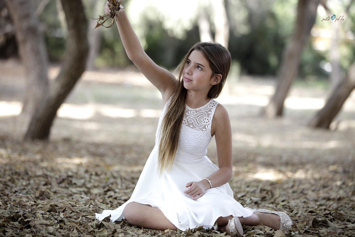 עידית וליאור קמפינסקי - בוק בת מצווה לליאור - סטודיו גיל לוין (11)