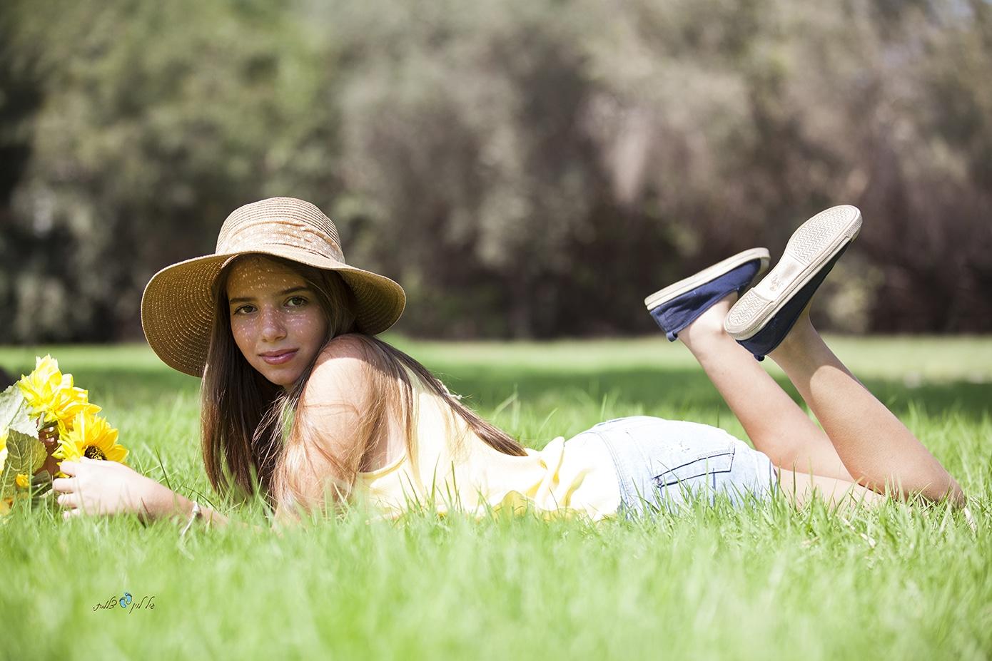 עידית וליאור קמפינסקי - בוק בת מצווה לליאור - סטודיו גיל לוין (12)