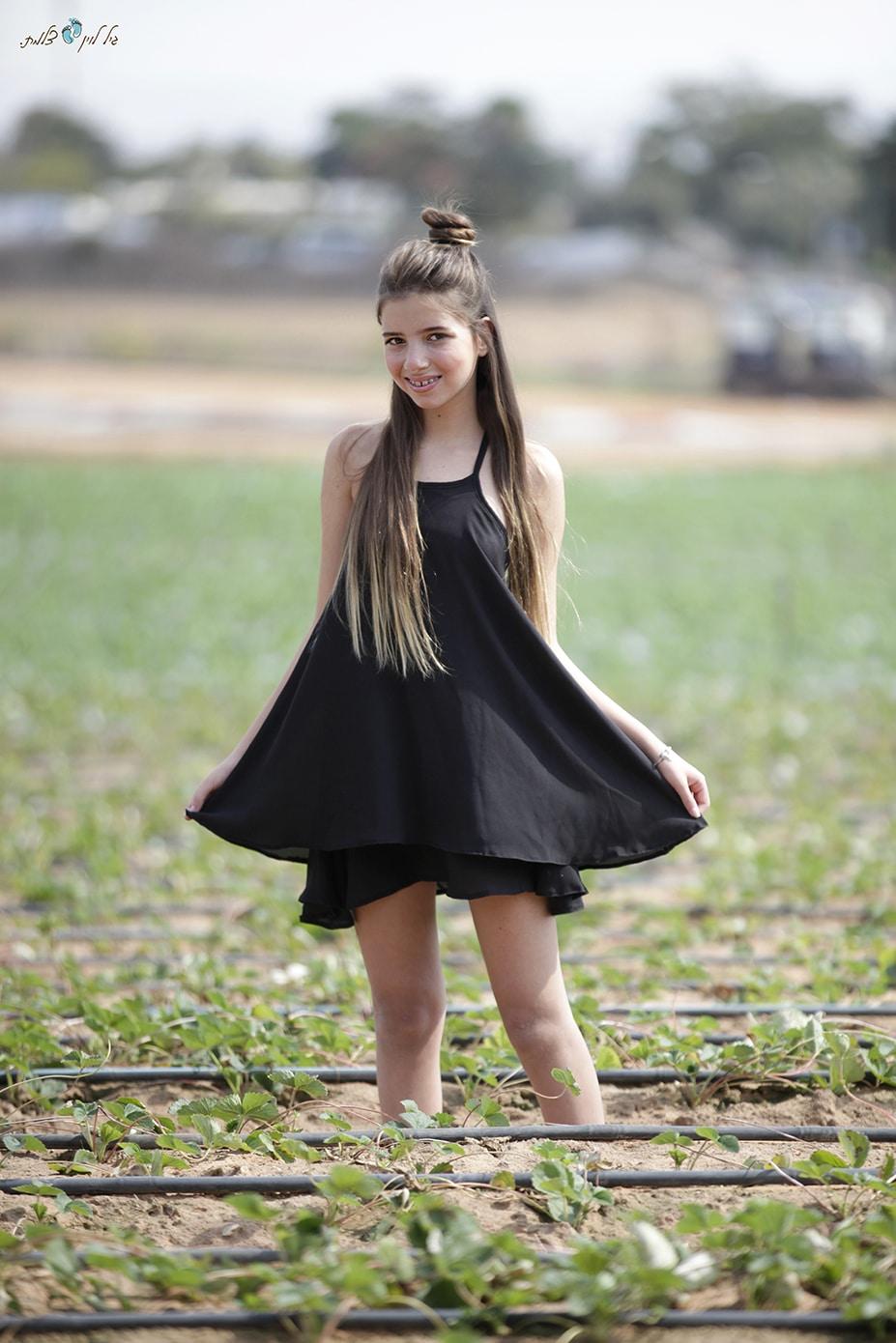 עידית וליאור קמפינסקי - בוק בת מצווה לליאור - סטודיו גיל לוין (15)