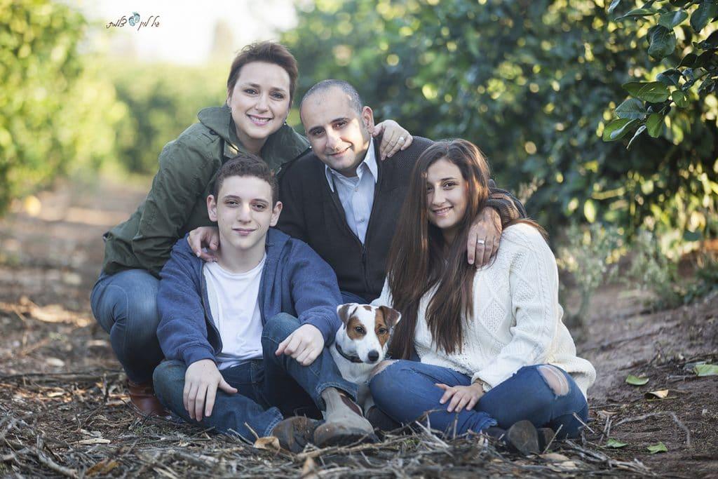 צילומי משפחת סדרה- גיל לוין (1)