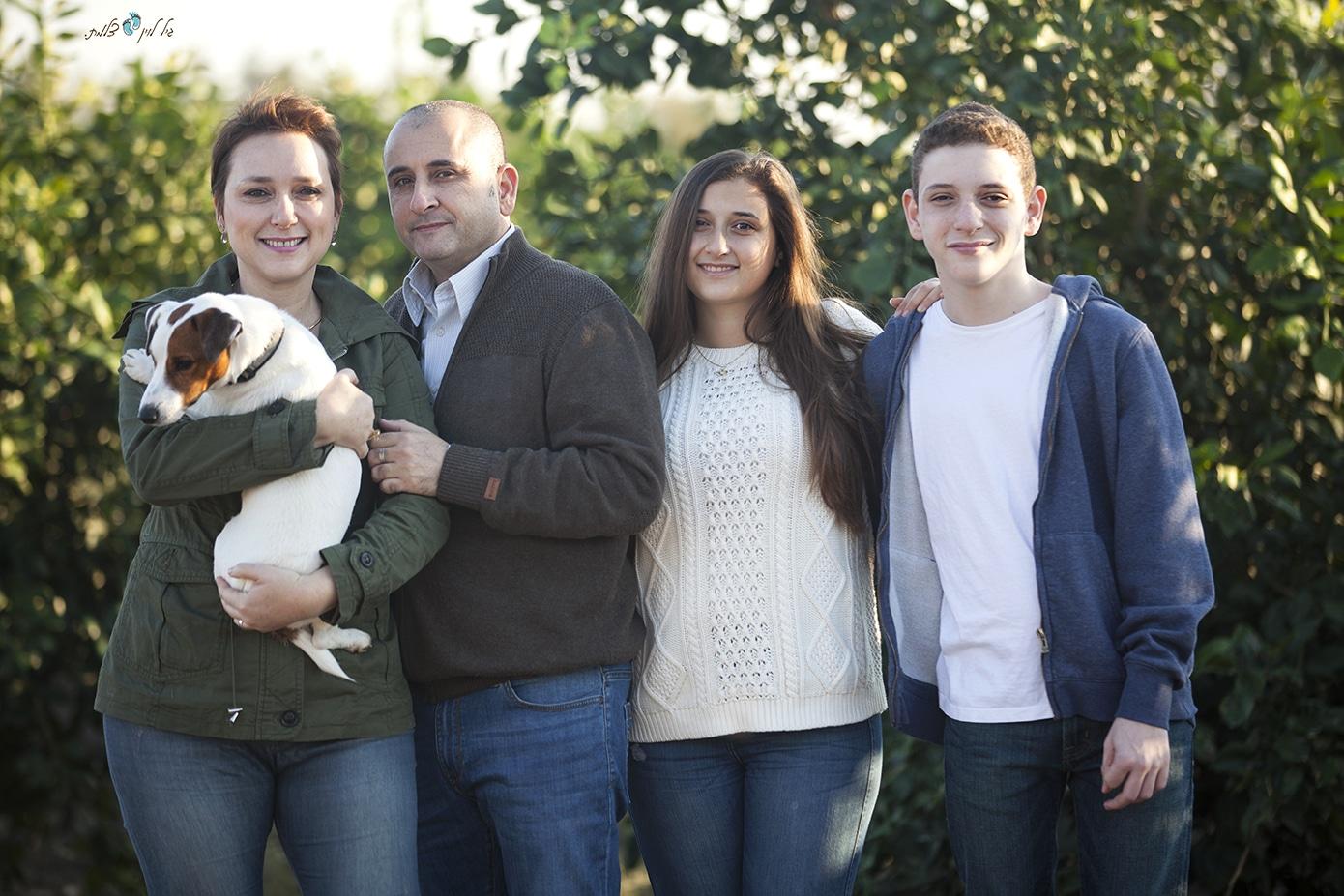 צילומי משפחת סדרה- גיל לוין (2)