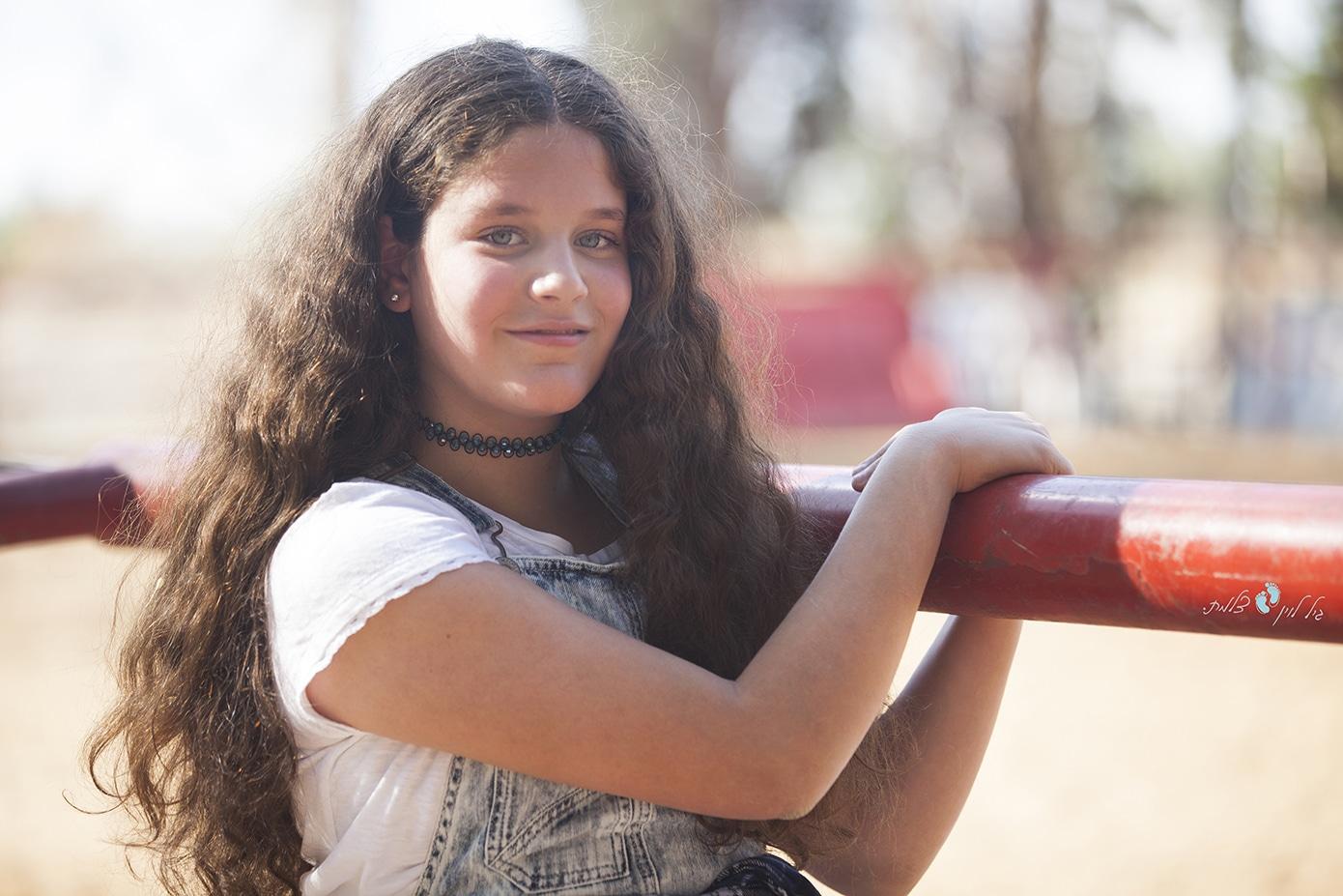 קורל בת 12- סטודיו גיל לוין (12)