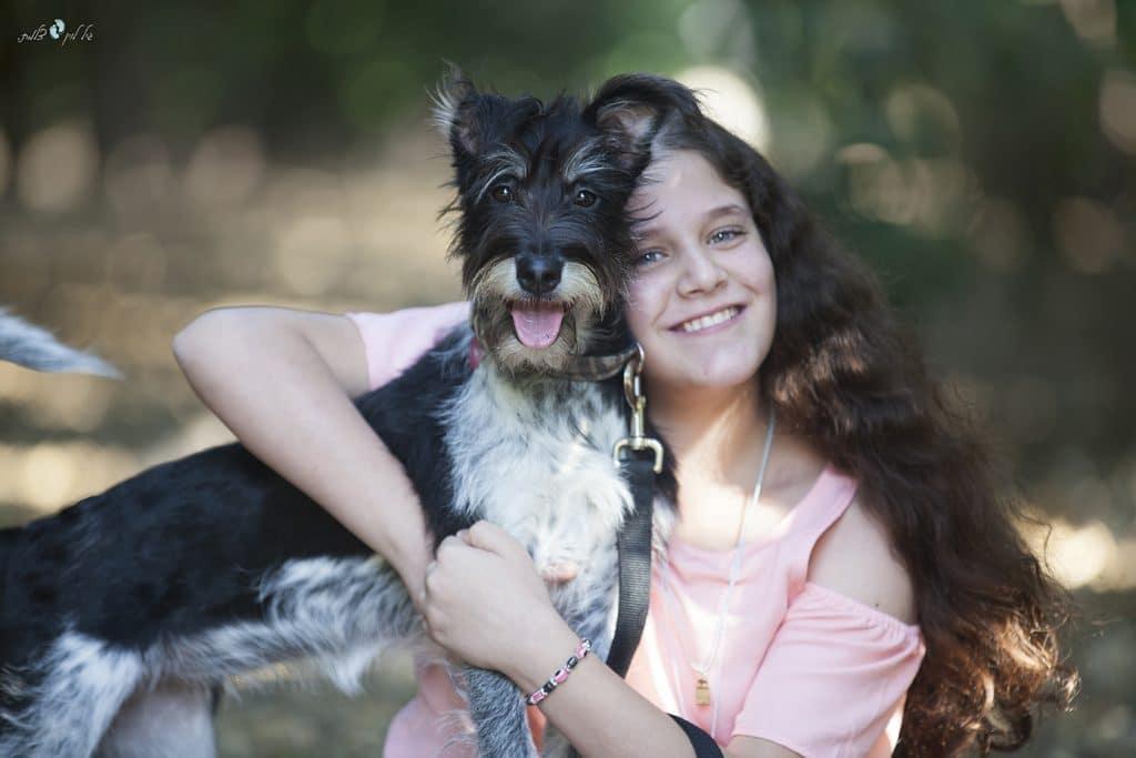 קורל בת 12- סטודיו גיל לוין (2)