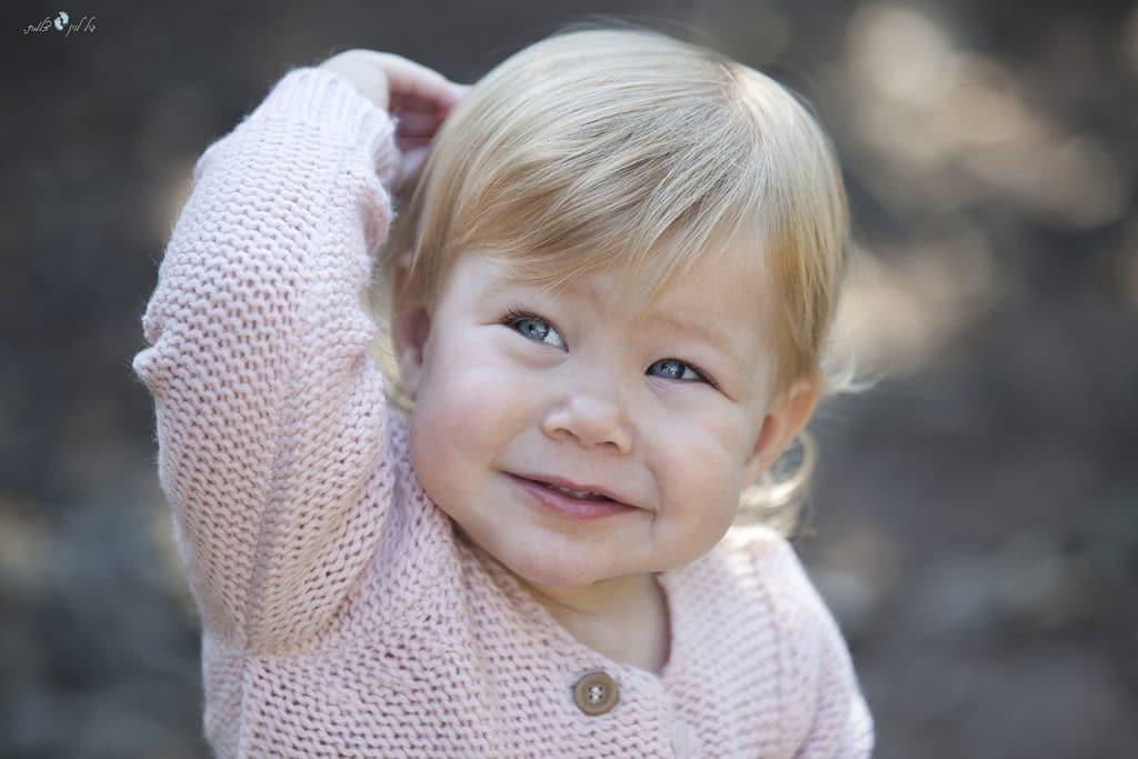 רומי בת שנה- סטודיו גיל לוין (2)