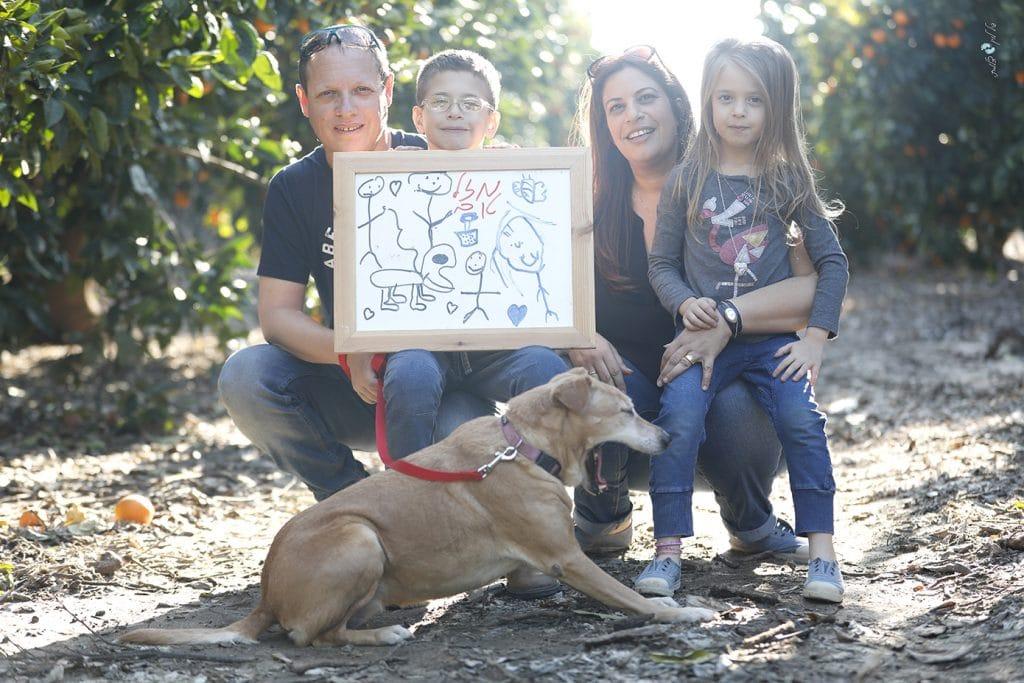 צילומי משפחה סטודיו גיל לוין - משפחת מלומד (12)
