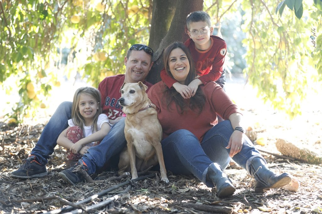 צילומי משפחה סטודיו גיל לוין - משפחת מלומד (15)