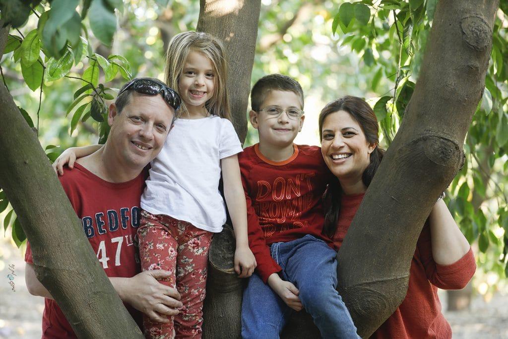 צילומי משפחה סטודיו גיל לוין - משפחת מלומד (17)