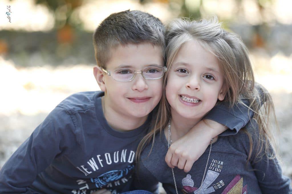 צילומי משפחה סטודיו גיל לוין - משפחת מלומד (8)