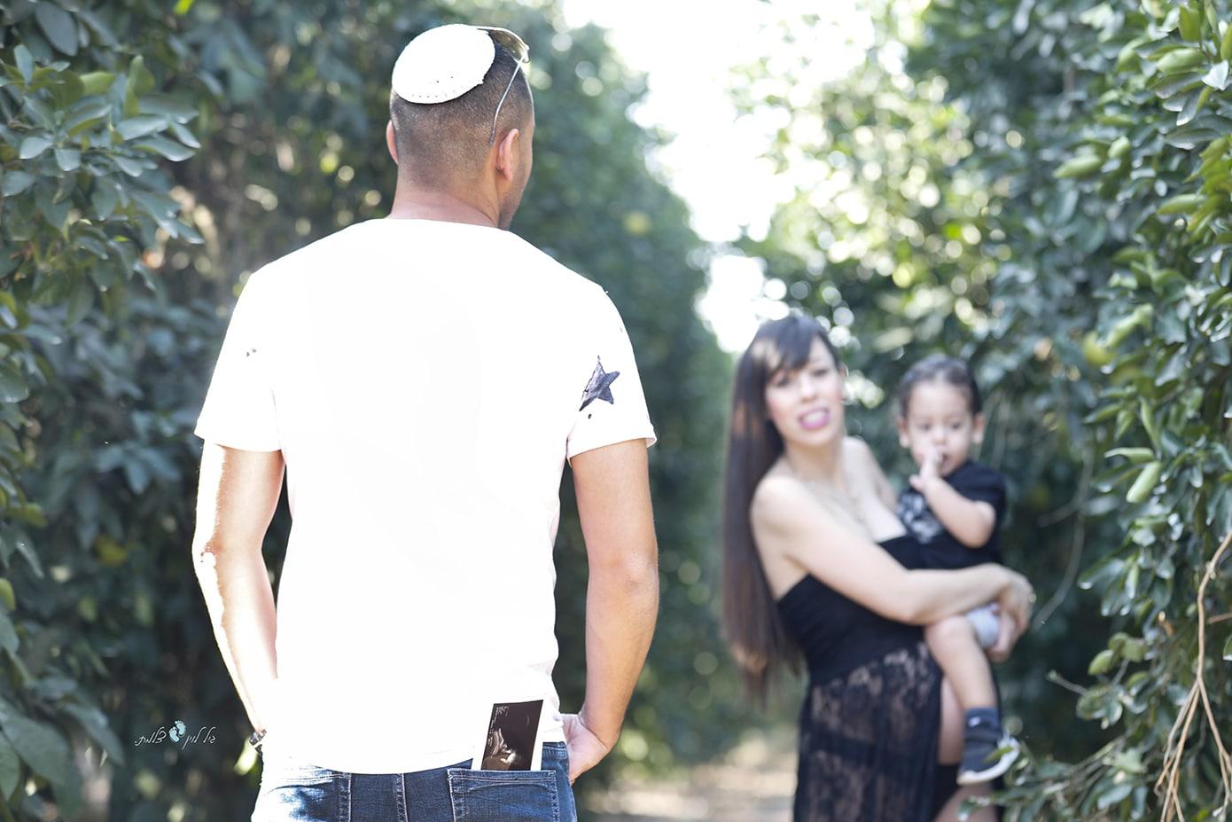 משפחת אהרון- צילומי היריון- סטודיו גיל לוין (2)