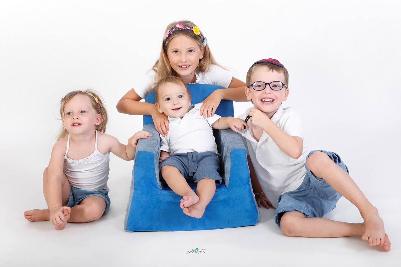 משפחת קרקובר - סטודיו גיל לוין (12)