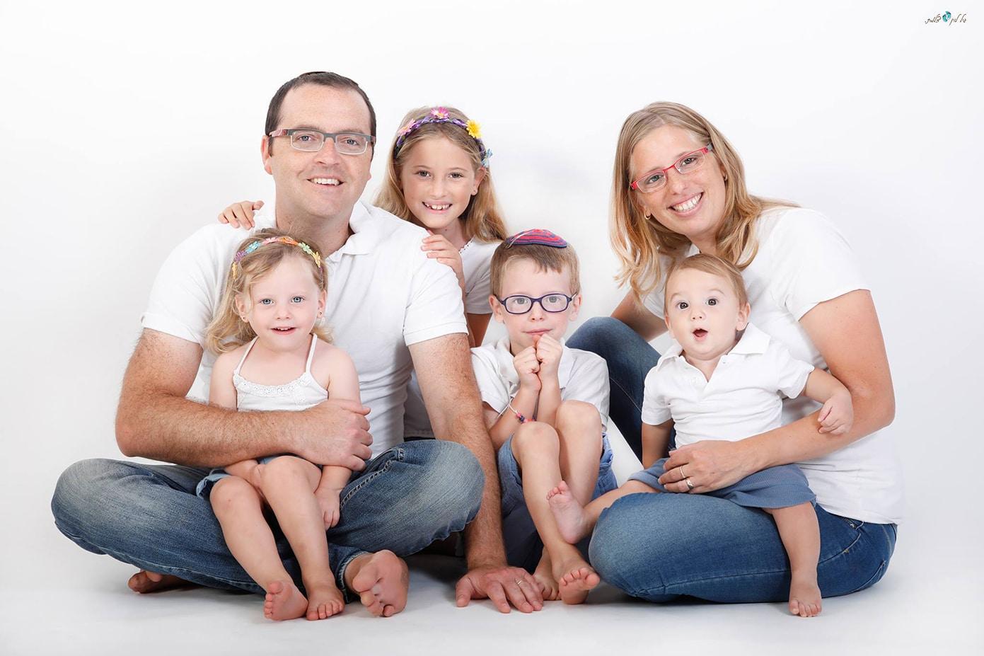 משפחת קרקובר - סטודיו גיל לוין (6)