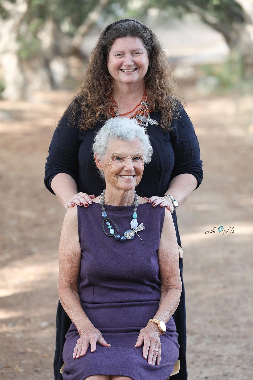 אם ובת צילום גיל לוין (1)