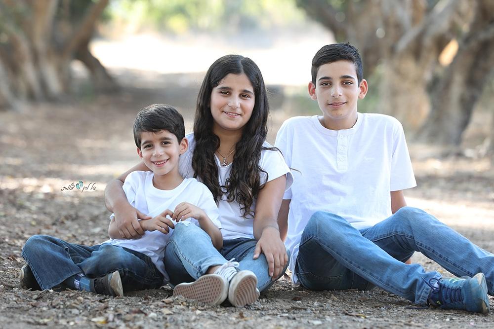 משפחת בהט - סטודיו גיל לוין (2)