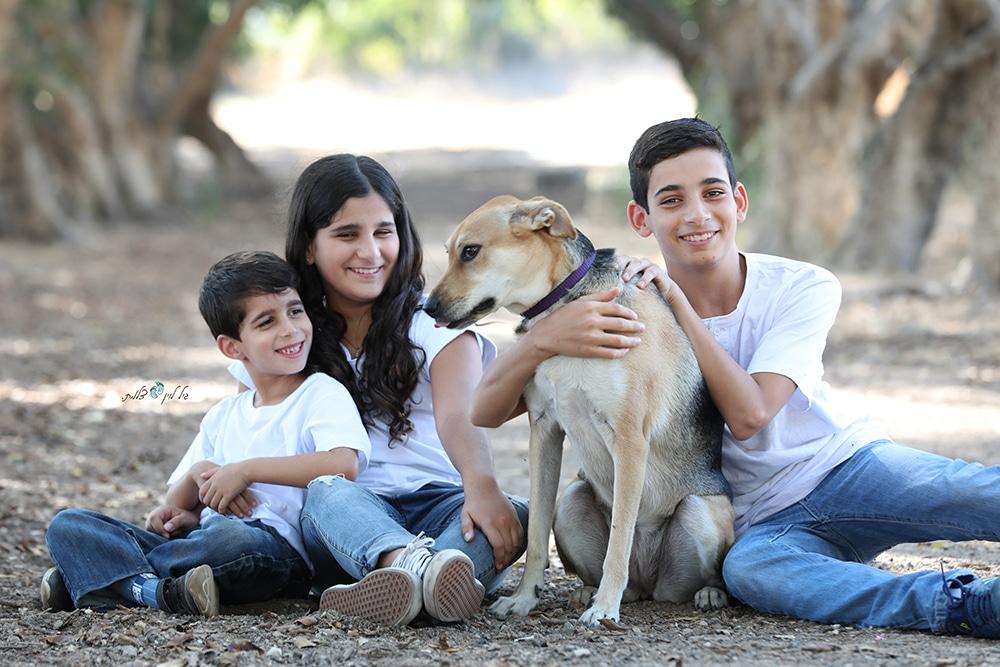 משפחת בהט - סטודיו גיל לוין (3)