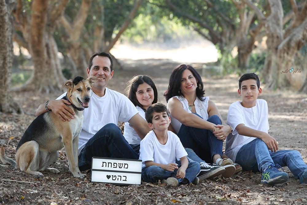 משפחת בהט - סטודיו גיל לוין (4)