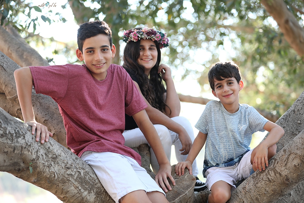 משפחת בהט - סטודיו גיל לוין (6)