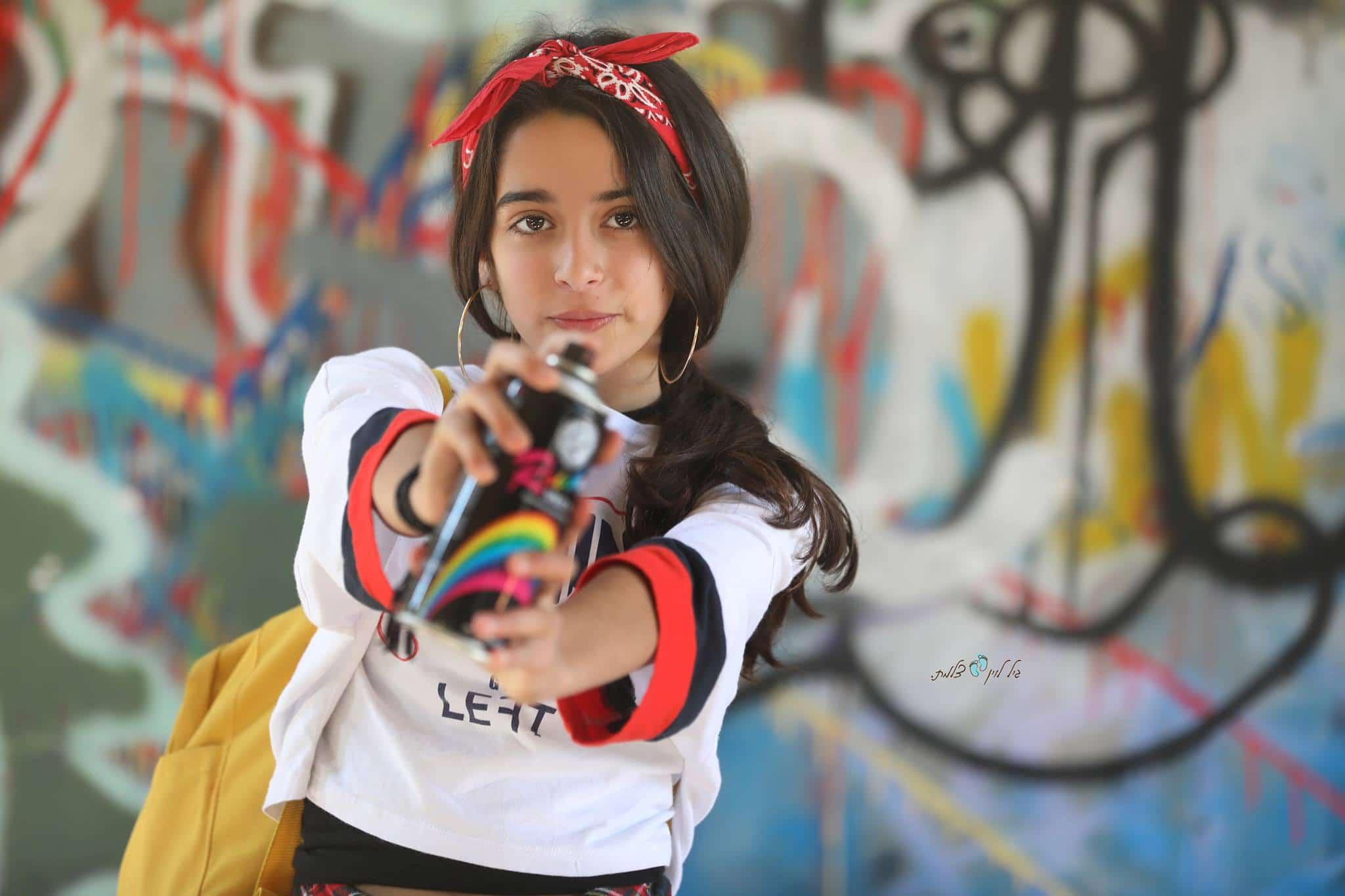 רונה בת 12--סטודיו גיל לוין (2)